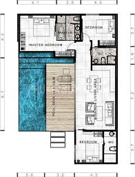 Modern Contemporary House Floor Plans Best 25 Tropical House Design Ideas On Pinterest Pool Shower