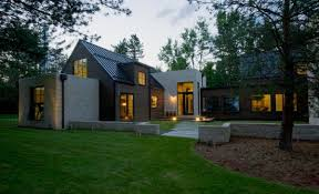 modern traditional a hybrid of modern and traditional architecture design milk