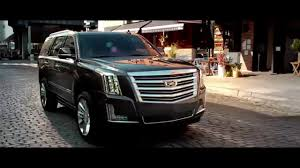 cadillac escalade commercial tv commercial spots on cadillac introducing the 2016