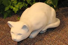 31 cat garden statues that will beautify your garden band of cats