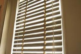 Timber Blind Cleaning How To Remove Venetian Blinds Home Guides Sf Gate