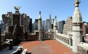 penthouses in new york incredible new york u0027castle in the sky u0027 with decades of hollywood
