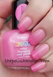 the polishaholic claire u0027s awesome silly mood polish