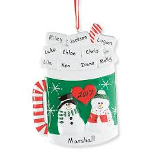 personalized marshmallow mug ornament current catalog