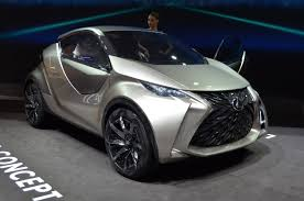 lexus compact car lexus lf sa concept little car big style autoguide com news