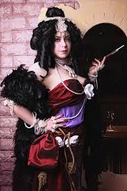 Trinity Halloween Costume Trinity Blood Jane Judith Jocelyn Alberti Deviantart