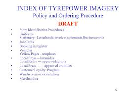 business card policy and procedure 1 policy procedures manual