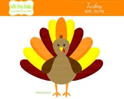 fall turkey clipart 18