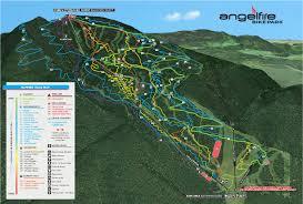 Winter Park Colorado Map by Angel Fire Bike Park At Angel Fire Resort