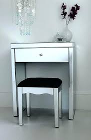 small dressing table with mirror and stool mirrored dressing table set paulineganty com