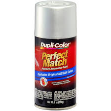 duplicolor bns0601 for nissan code k23 brilliant silver aerosol
