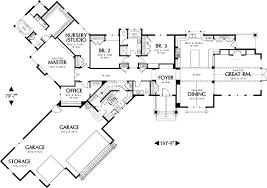 best single story floor plans one level living floor plans homes floor plans