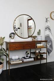 foyer table and mirror ideas mirrors interesting entry room decor ideas with entryway mirror