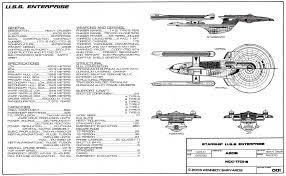 star trek enterprise floor plans blueprints for uss enterprise star trek blueprints