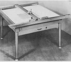 Kuhlmann Drafting Table Electrical And Electronic Drawing Printed Circuit Boards Part 1