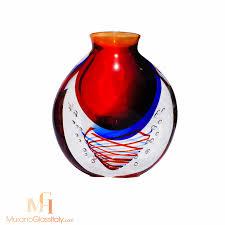 Italian Vase Best Italian Glass Vase From Venice Italy