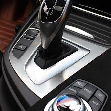 bmw 3 series accesories abs at model gear shift frame cover car accessories for bmw 3