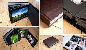 Leather Bound Wedding Album Wedding Albums High Quality Book Bound Matted Wedding Albums