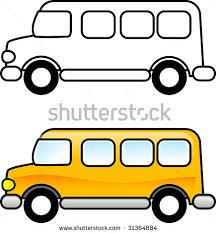 vehicle clipart coloring pencil color vehicle clipart