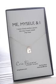 and me necklace initial necklace me myself i shop erin pelicano jewelry