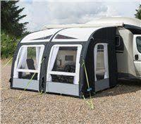 Kampa Air Awnings Kampa Inflatable Annexe Rally Air Pro U0026 Ace Air Caravan
