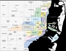 Miami Metro Map by Miamineighborhoodsmapwiki4 Metro Atlantic