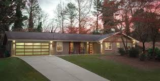 Ranch Style House Exterior Ranch Style House Exterior Makeover House Design Plans