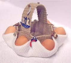003 crochet pattern easter egg hunt basket pdf file by