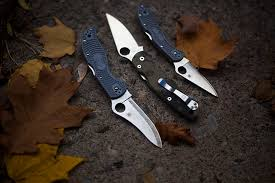 spyderco kitchen knives what are the best spyderco knives top edcs best value more