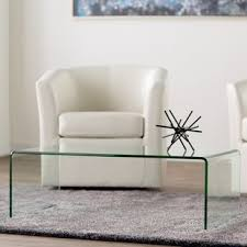 unique glass coffee tables glass coffee tables you ll love wayfair