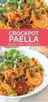 crockpot paella moms with crockpots