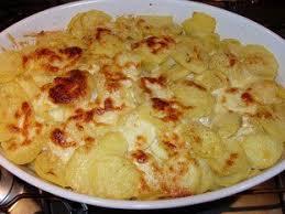 recettes cuisine faciles cuisine facile com gratin de pommes de terre