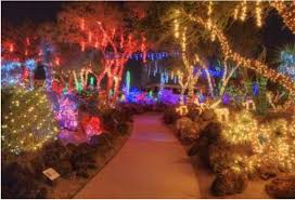 ethel m chocolate factory las vegas holiday lights ethel m chocolate factory lights cactus garden for holiday fox5