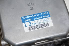 lexus is 250 dallas used tx 2006 2008 lexus is250 is350 p s power steering control module
