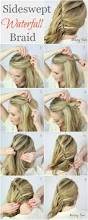 pictures on braid hairstyles to the side cute hairstyles for girls