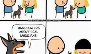 Bass Player Meme - mark marxon bass musician magazine the face of bass