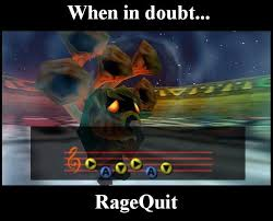 Rage Quit Meme - image 52634 rage quit know your meme