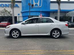 toyota corolla used for sale used 2011 toyota corolla s for sale hendrick toyota concord