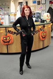 Black Widow Halloween Costumes 15 Times U0027the Office U0027 Characters Totally Nailed Halloween