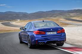 2018 bmw m5 officially unveiled with awd and 600 hp