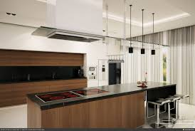 Residential Kitchen Design by Of Inspiring Kitchen Design With Modern Kitchen Hoods And Interior