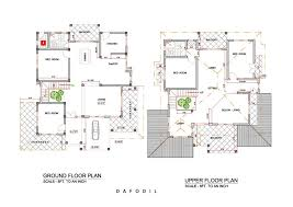 2 story modern house plans smartness ideas 13 new two story house plans in sri lanka modern