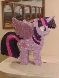 my pony pinata piñata my pony twilight sparkle diferentes caricatura