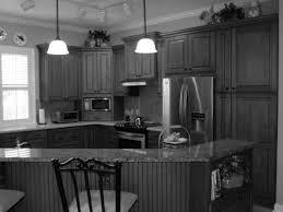 black beadboard kitchen cabinets kitchen decoration
