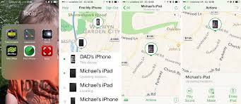 find my android phone on the computer how to find my phone track a lost android phone or iphone tech