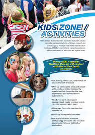 kids zone australia dive expo 2017