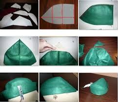 Como Hacer Un Sombrero De Robin Hood En Fieltro   como hacer el sombrero de robin hood con fieltro hoy aprenderemos