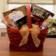 coffee baskets mini coffee s gift baskets galore