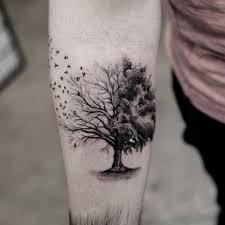 bird tattoos on forearm fantastic