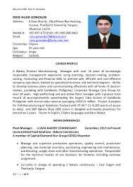 Resume Sample Valedictory Address Tagalog by Rhg Cv